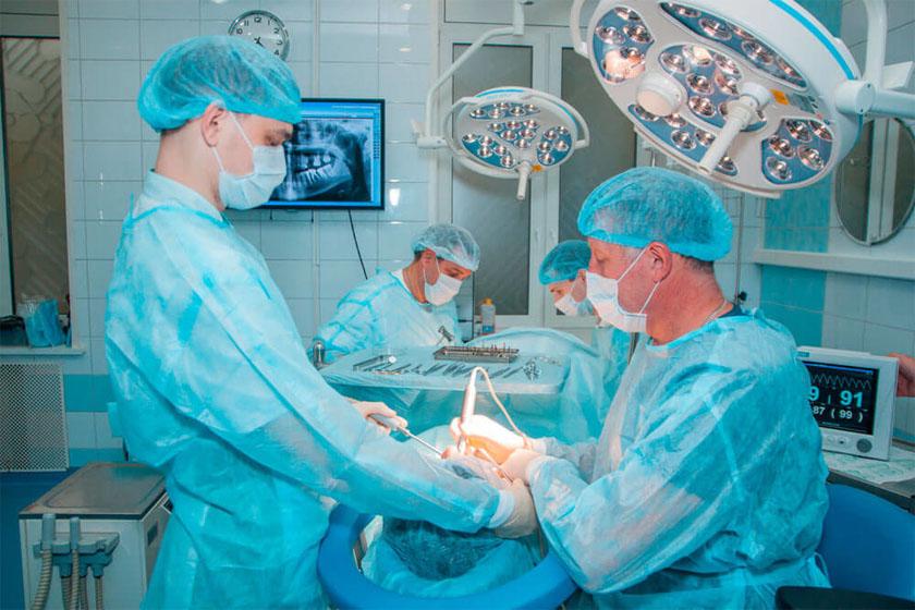 Имплантация зубов этапы установки и сроки