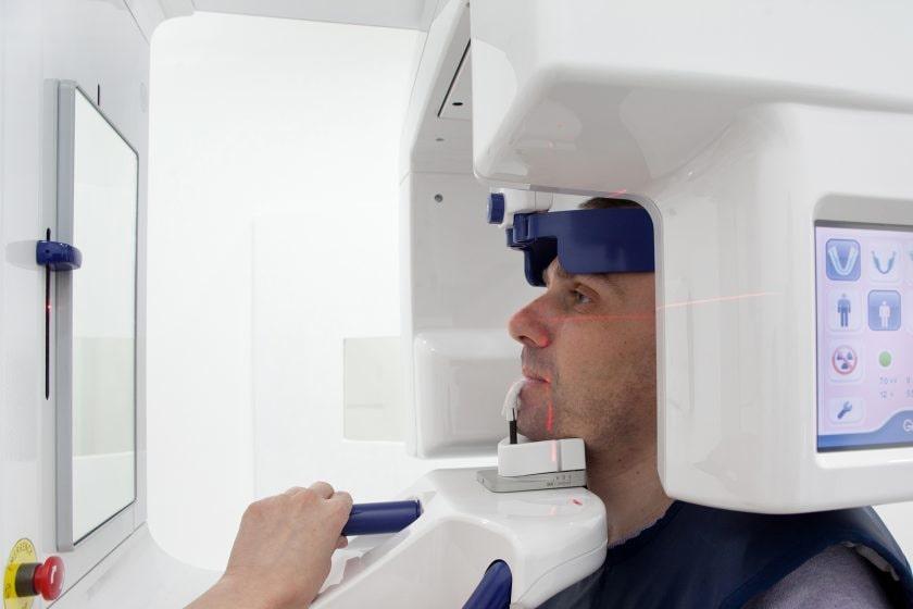 Как делают 3d компьютерную томографию